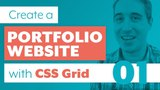 How to create a Website with CSS Grid &amp Sass Part One The Markup