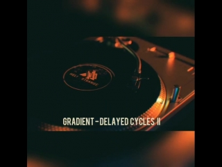 Gradient - Delayed Cycles ll ( Vinyl ) preview