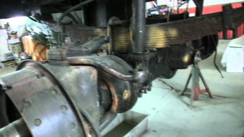 Die IFA Garage Projekt IFA W50 Überholung Der Beginn aller Laster Teil 1