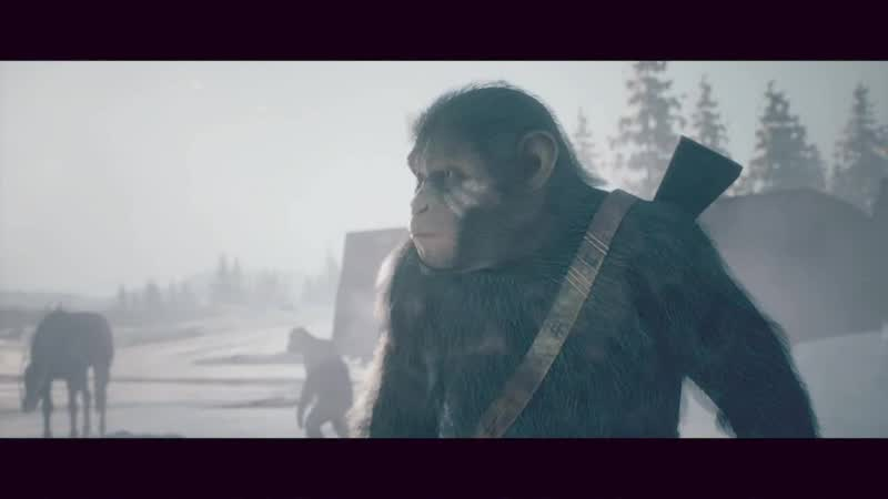 Planet Of The Apes Last Fronties (Final)