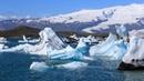 Iceland Jökulsárlón айсберги ледяной лагуны докафильм от пользователя Ольга