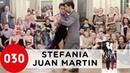 Juan Martin Carrara and Stefania Colina El puntazo