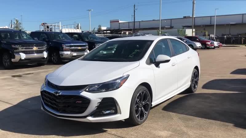 Новый Chevrolet Cruze 2019
