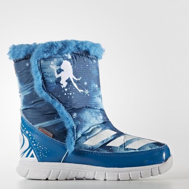 Зимние ботинки Disney Frozen