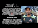 Asif Ali Pakistani Cricketer Biography With Detail