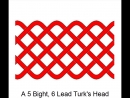 Turks Heads - explaining Bights and Leads (or Parts )