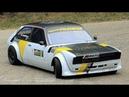 12.000RPM Opel Kadett City SSC    GSX-R1000 Engine Swap Monster