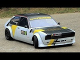 12.000RPM Opel Kadett City SSC  GSX-R1000 Engine Swap Monster