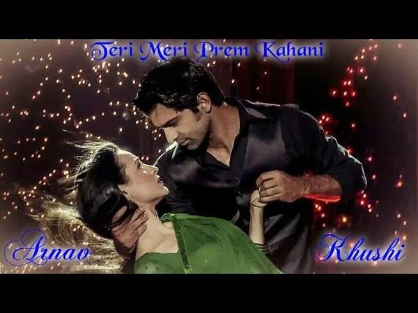 Arnav y Khushi - Teri Meri Prem Kahani (Duele Amar) || Full Dance Hindi