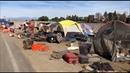 Америка: США. Сплошная бедность и убожество! 10 минут нищеты!