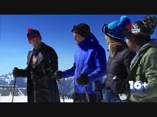 Лайфхак от Paramount Comedy: как правильно отдыхать зимой