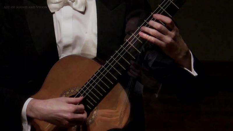 1007 J. S. Bach / V. Dešpalj - Cello Suite No.1 in G major, BWV 1007 - Petrit Çeku, guitar
