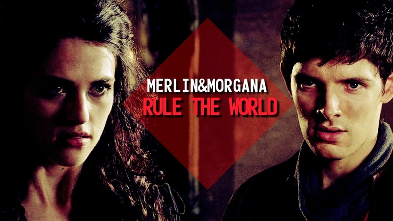 Merlinmorgana -- everybody wants to rule the world