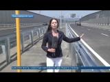 На Крымском мосту зажегся зеленый свет - регулярное автомобильное движение откры