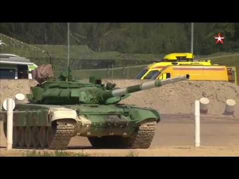 Танковый биатлон 2018 (Первый этап, четырнадцатый заезд) - КОСЯК с оконцовкой ИСПРАВЛЕН