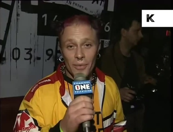 1990s Interview with Keith from the Prodigy