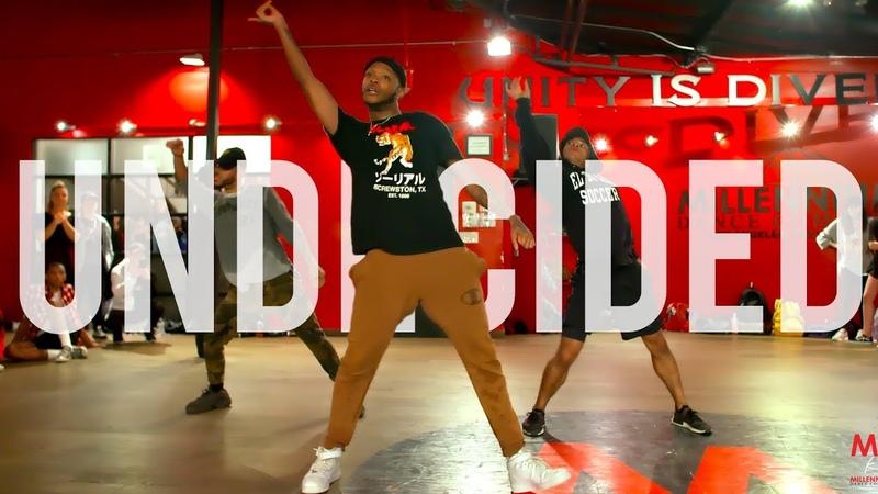 Chris Brown | Undecided Remix | Choreography By Karon Lynn | @KaronLynnTV