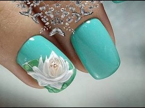 Top 10 Amazing manicure ideas✔ Nail Art Tutorial✔NEW NAIL ART COMPILATION