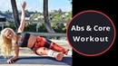Тренировка пресса и кора для сжигания жира на животе. Abs Core Workout - Ab Exercises to Melt Your Belly Fat