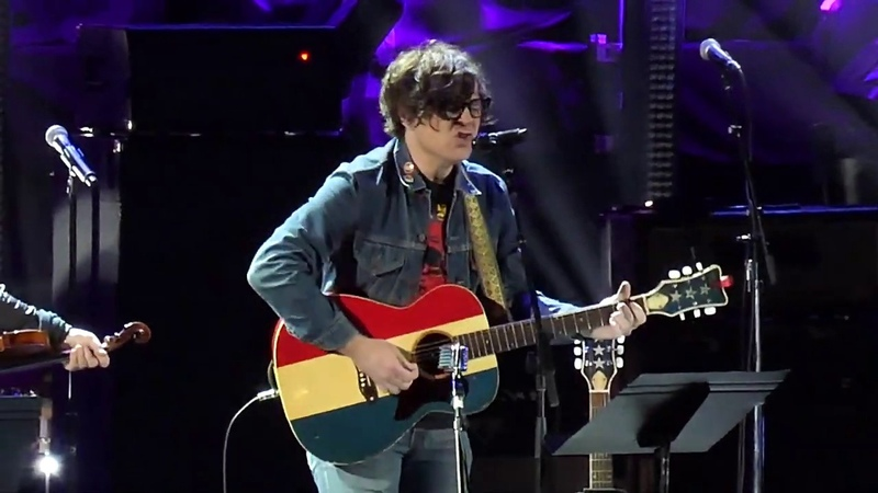 Ryan Adams Fell On Black Days I Am The Highway A Tribute to Chris Cornell