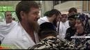 Рамзан Кадыров вместе с соратниками совершил Хадж