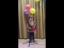 Марк Сенчук с песней Антошка