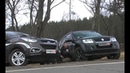 Hyundai Tucson против Suzuki Grand Vitara тест-драйв сравнение Автопанорама