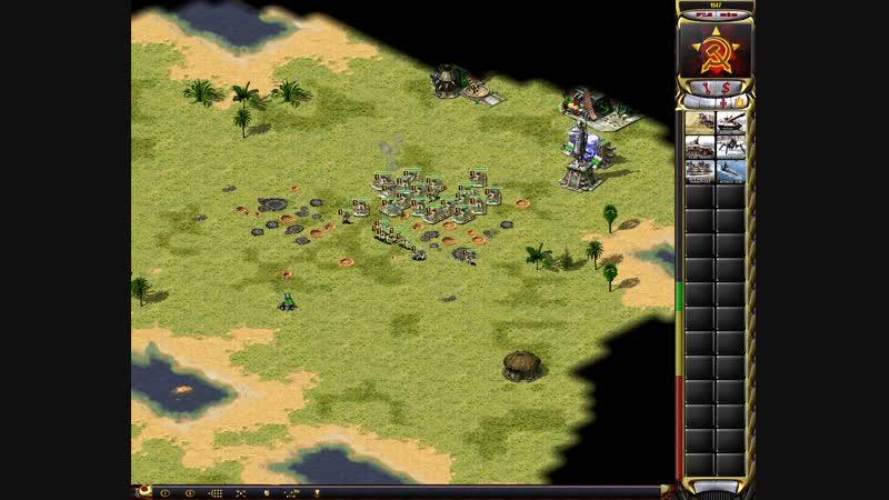 CC Red Alert 2 (Tournament B) 271118(3)- Ibra vs Artemis