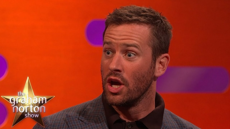 Armie Hammer Gave His Wife NO PRESENTS For Christmas! | The Graham Norton Show