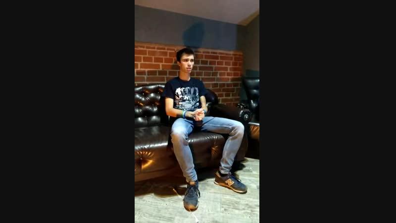 Интервью с PioNERrом на R.A.V.E года