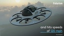 I.F.O. - Flying Taxi Drone !!
