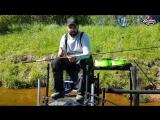 Обзор Zemex Iron feeder 12ft 90 g. Тестирование на лещах