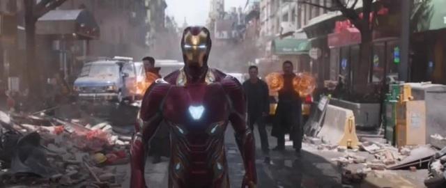 Avengers: Infinity War in 10 seconds