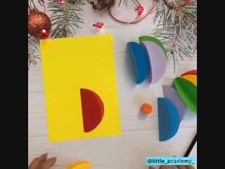 Прекрасная открытка к рождеству 🥰