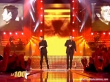 Patrick Bruel, Gregory Lemarchal - The Show must go on