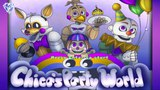 Chica's party world - Секретный Код Чики