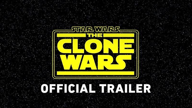 Звездные войны: Войны клонов - трейлер 7 сезона. Всё о сериале - kinorium.com