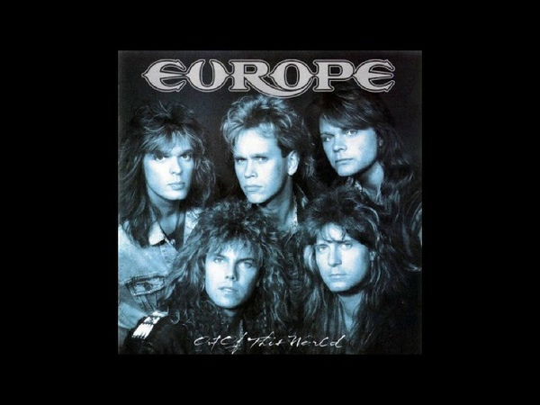 Europe Out Of This World 1988 Full Album
