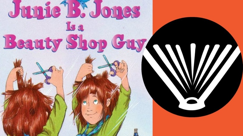 Junie B. Jones Is a Beauty Shop Guy (Part 1) - a book read aloud by a dad - SeriouslyReadABook.com