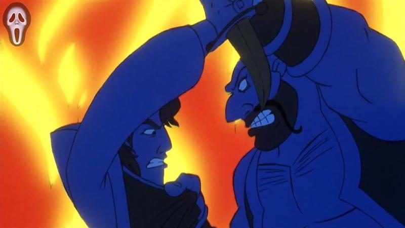 Aladdin vs SaLuk