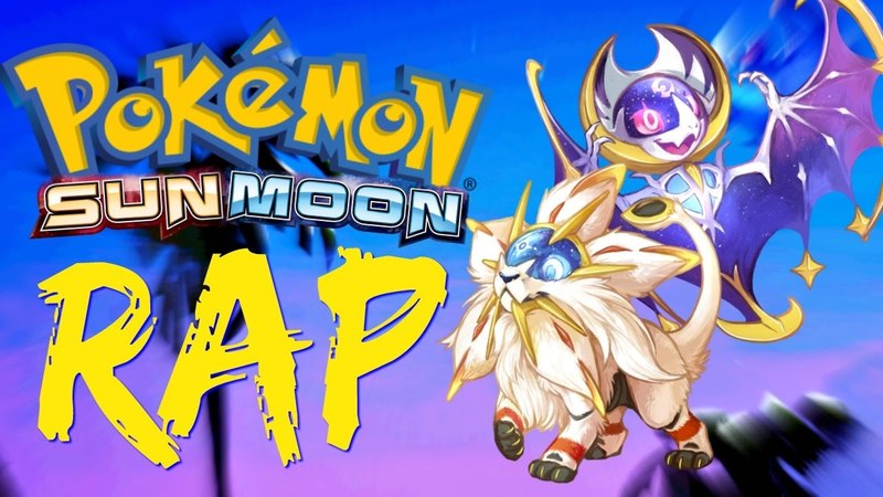 Pokémon Sun Moon RAP LEGENDARY CG5 Ryan Gratil