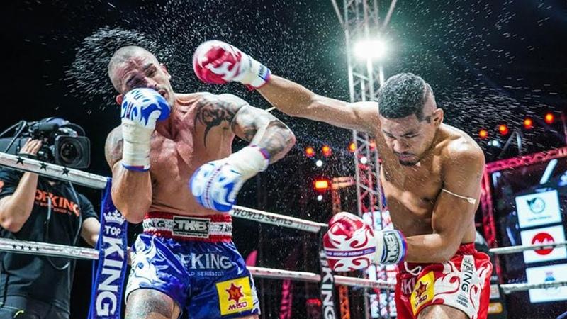 TK28 SUPERFIGHT : Avatan Tor.Morsri (Thailand) vs Diego Beneduzzi (Brazil) (Full Fight)