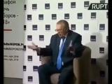 Владимир Жириновский: за Собчак проголосовали лесб*янки и пид*расы
