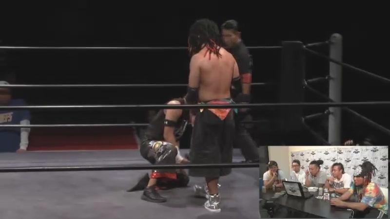 Tida Heat vs. YASSHI (Dove Pro - A New Rebel in Tokyo)
