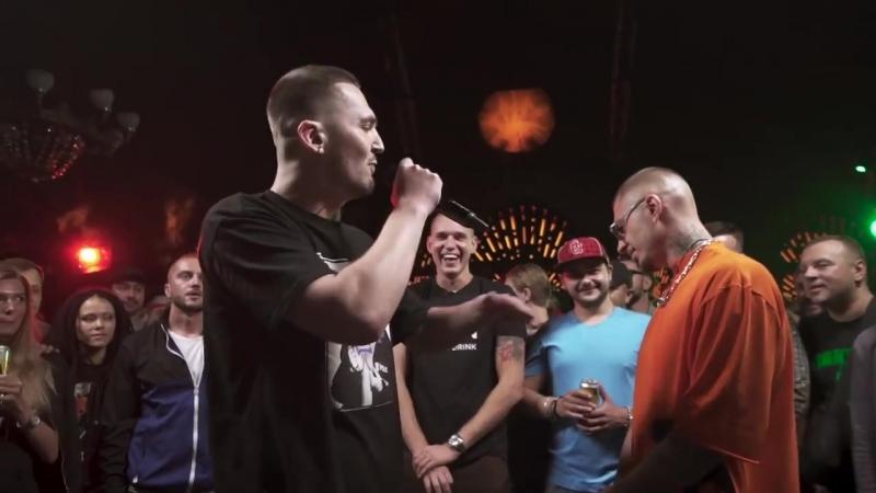 VERSUS GAZ - ЭНДИ КАРТРАЙТ VS GIGA1 (BPM) [NZT]