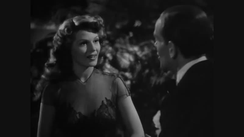 "Rita Hayworth Fred Astaire -_""Im Old Fashioned_""-"