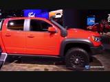 2019 Chevrolet Colorado ZR2 Bison - Exterior and Interior Walkaround - 2019 Detroit Auto Show