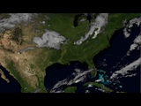 NOAA GOES-17 Satellite Shares 'First Light' Imagery