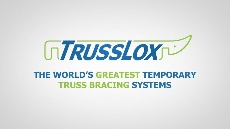TrussLox Spreader Bar - Reusable truss bracing system