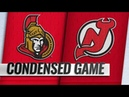 Ottawa Senators vs New Jersey Devils   Feb.21, 2019   Game Highlights   NHL 2018/19   Обзор матча